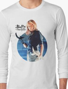 I'm Buffy...the Vampire Slayer Long Sleeve T-Shirt