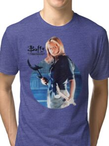 I'm Buffy...the Vampire Slayer Tri-blend T-Shirt