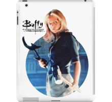 I'm Buffy...the Vampire Slayer iPad Case/Skin