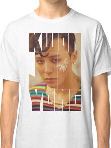 BIGBANG G-Dragon 'Kwon Ji Yong' Typography Classic T-Shirt