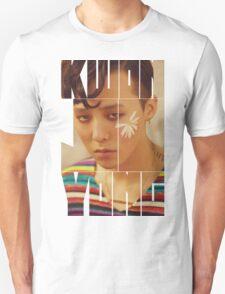 BIGBANG G-Dragon 'Kwon Ji Yong' Typography T-Shirt