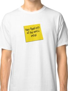 Bad Spellers of the world Untie Classic T-Shirt