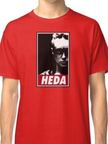 OBEY THE HEDA Classic T-Shirt
