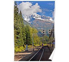 Rocky Mountaineer #1 Poster