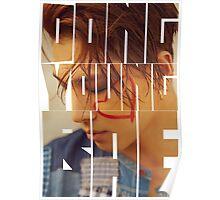 BIGBANG Taeyang 'Dong Young Bae' Typography Poster