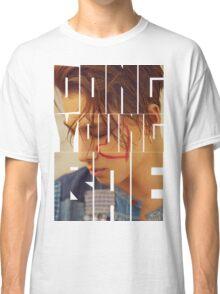 BIGBANG Taeyang 'Dong Young Bae' Typography Classic T-Shirt