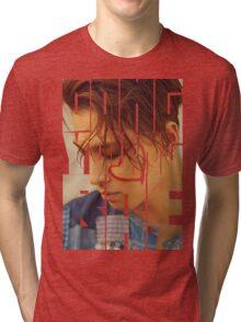 BIGBANG Taeyang 'Dong Young Bae' Typography Tri-blend T-Shirt