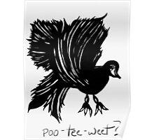 That jabbering bird... Poster