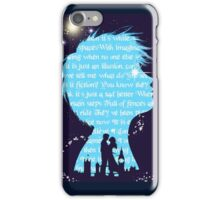Finding Neverland Believe iPhone Case/Skin