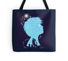 Finding Neverland Believe Tote Bag