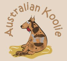 Australian Koolie 2 by Diana-Lee Saville