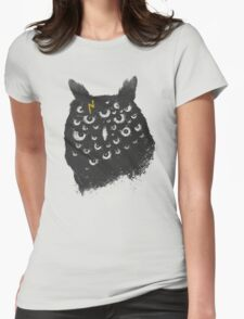 The Untold Creature Womens Fitted T-Shirt