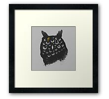 The Untold Creature Framed Print