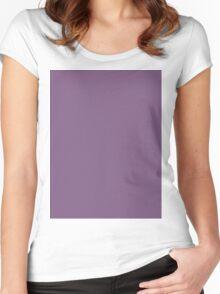 Wild Boar #6 Women's Fitted Scoop T-Shirt