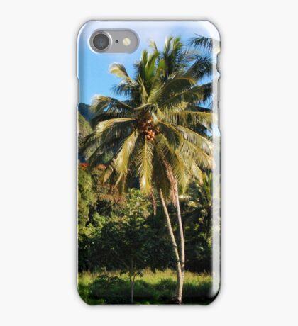 Cook Islands - Rarotonga highlands iPhone Case/Skin