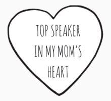 Top Speaker by daftpuns