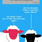 Brian & Beryl - 'The Special Magazine' by hennydesigns