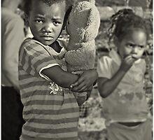 HUGGING  by Alida Mouton