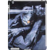 Ninja Greyfox iPad Case/Skin