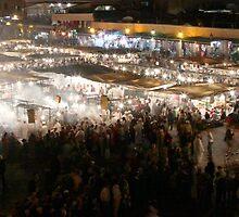 Marrakech Nights by Sandra Farrow