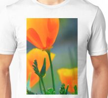 California Poppy Unisex T-Shirt