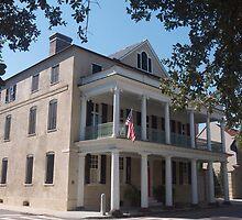 Mansion in Charleston by Gordon Taylor