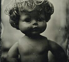 wet plate doll by Deborah Parkin