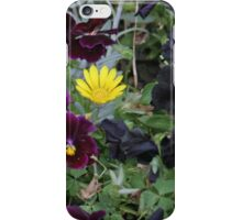 Colourful Flowers iPhone Case/Skin