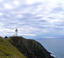 Byron Bay Lighthouse by wombatwondering