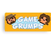 PIXEL GRUMPS - GAME GRUMPS Canvas Print