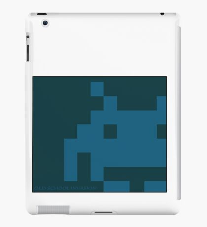 Old School Invasion iPad Case/Skin