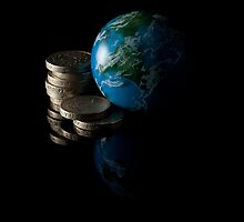 Money makes the... by Rhys Herbert