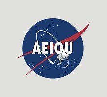 AEIOU - Moonbase Alpha Unisex T-Shirt
