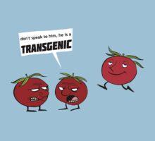 Transgenic racism by velica