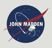 JOHN MADDEN - Moonbase Alpha by Grumper