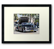 1947 Cadillac Convertible   Framed Print