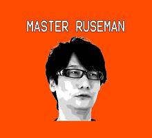 MASTER RUSEMAN - Kojima Unisex T-Shirt