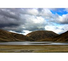 Arthurs Pass New Zealand Photographic Print