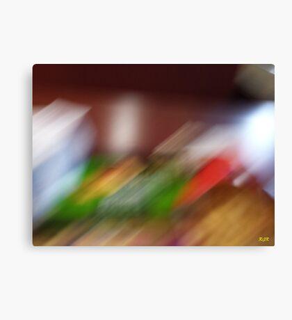 """""""Quartz"""" Canvas Print"""