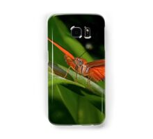 Julia Heliconian butterfly, (Dryas Iulia) Samsung Galaxy Case/Skin