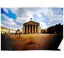 Le Panthéon Poster