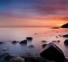 Shoalstone Sunrise by scott leeson