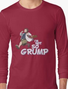 PROFESSOR JON - NOT SO GRUMP Long Sleeve T-Shirt