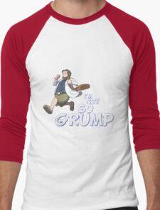PROFESSOR JON - NOT SO GRUMP Men's Baseball ¾ T-Shirt