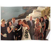 Wedding on the edge Poster