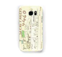 Max Morrocco: Issue 1 Samsung Galaxy Case/Skin