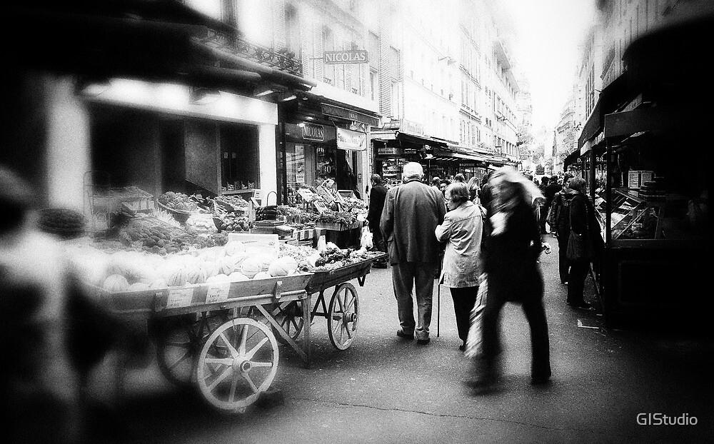 Le marché 2 by GIStudio