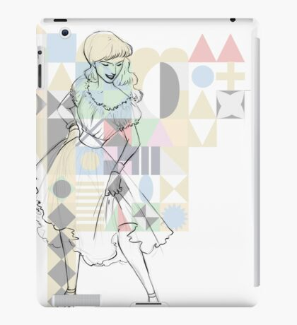 Mary Blair iPad Case/Skin