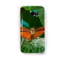 Julia Heliconian butterfly, (Dryas Iulia), Samsung Galaxy Case/Skin