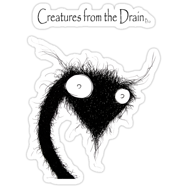 big creatures from the drain 6 by brandon lynch